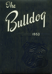 Page 1, 1953 Edition, Roosevelt High School - Bulldog Yearbook (Inkster, MI) online yearbook collection