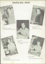 Page 11, 1953 Edition, Roosevelt High School - Bulldog Yearbook (Inkster, MI) online yearbook collection