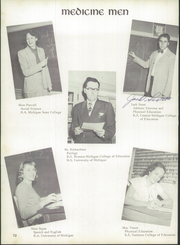 Page 14, 1953 Edition, Roosevelt High School - Bulldog Yearbook (Inkster, MI) online yearbook collection