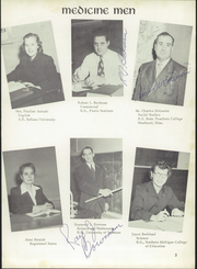 Page 9, 1953 Edition, Roosevelt High School - Bulldog Yearbook (Inkster, MI) online yearbook collection