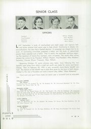 Page 12, 1935 Edition, South Haven High School - Ram Yearbook (South Haven, MI) online yearbook collection