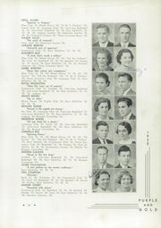 Page 13, 1935 Edition, South Haven High School - Ram Yearbook (South Haven, MI) online yearbook collection