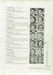 Page 15, 1935 Edition, South Haven High School - Ram Yearbook (South Haven, MI) online yearbook collection