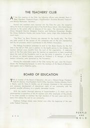 Page 9, 1935 Edition, South Haven High School - Ram Yearbook (South Haven, MI) online yearbook collection