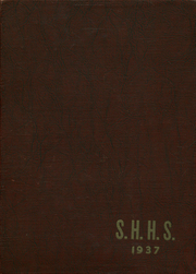 1937 Edition, South Haven High School - Ram Yearbook (South Haven, MI)