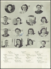 Page 13, 1945 Edition, South Haven High School - Ram Yearbook (South Haven, MI) online yearbook collection