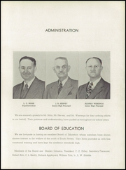 Page 13, 1947 Edition, South Haven High School - Ram Yearbook (South Haven, MI) online yearbook collection