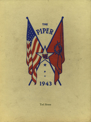 Page 1, 1943 Edition, Baldwin High School - Piper Yearbook (Birmingham, MI) online yearbook collection