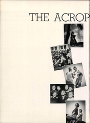 Page 10, 1936 Edition, Whittier College - Acropolis Yearbook (Whittier, CA) online yearbook collection