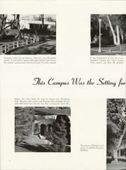 Page 10, 1953 Edition, Whittier College - Acropolis Yearbook (Whittier, CA) online yearbook collection