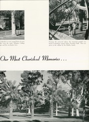 Page 11, 1953 Edition, Whittier College - Acropolis Yearbook (Whittier, CA) online yearbook collection