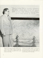 Page 14, 1953 Edition, Whittier College - Acropolis Yearbook (Whittier, CA) online yearbook collection