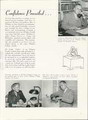 Page 15, 1953 Edition, Whittier College - Acropolis Yearbook (Whittier, CA) online yearbook collection