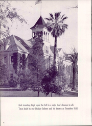 Page 12, 1957 Edition, Whittier College - Acropolis Yearbook (Whittier, CA) online yearbook collection