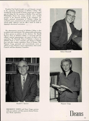 Page 17, 1957 Edition, Whittier College - Acropolis Yearbook (Whittier, CA) online yearbook collection