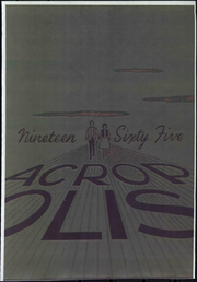 Page 1, 1965 Edition, Whittier College - Acropolis Yearbook (Whittier, CA) online yearbook collection