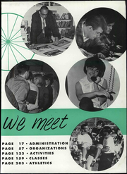 Page 13, 1965 Edition, Whittier College - Acropolis Yearbook (Whittier, CA) online yearbook collection