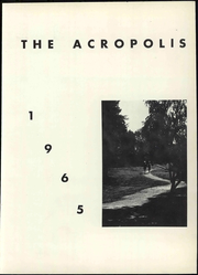 Page 7, 1965 Edition, Whittier College - Acropolis Yearbook (Whittier, CA) online yearbook collection