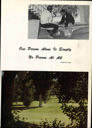 Page 9, 1967 Edition, Whittier College - Acropolis Yearbook (Whittier, CA) online yearbook collection