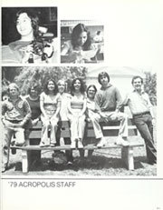 Page 215, 1979 Edition, Whittier College - Acropolis Yearbook (Whittier, CA) online yearbook collection