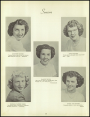 Northern Michigan Christian School - Reflector Yearbook (McBain, MI) online yearbook collection, 1951 Edition, Page 16