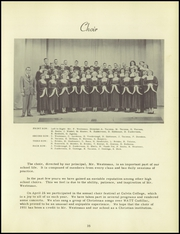 Northern Michigan Christian School - Reflector Yearbook (McBain, MI) online yearbook collection, 1951 Edition, Page 39