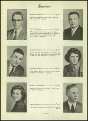 Page 12, 1952 Edition, Northern Michigan Christian School - Reflector Yearbook (McBain, MI) online yearbook collection