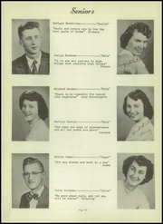 Page 14, 1952 Edition, Northern Michigan Christian School - Reflector Yearbook (McBain, MI) online yearbook collection