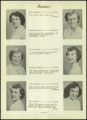 Page 16, 1952 Edition, Northern Michigan Christian School - Reflector Yearbook (McBain, MI) online yearbook collection
