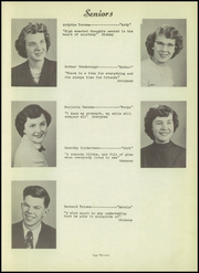 Page 17, 1952 Edition, Northern Michigan Christian School - Reflector Yearbook (McBain, MI) online yearbook collection