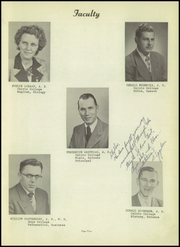 Page 9, 1952 Edition, Northern Michigan Christian School - Reflector Yearbook (McBain, MI) online yearbook collection
