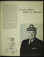 Page 11, 1965 Edition, Wiltsie (DD 716) - Naval Cruise Book online yearbook collection