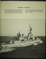 Page 7, 1965 Edition, Wiltsie (DD 716) - Naval Cruise Book online yearbook collection