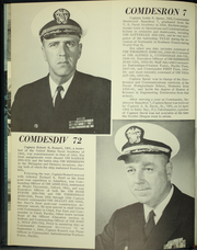 Page 8, 1965 Edition, Wiltsie (DD 716) - Naval Cruise Book online yearbook collection