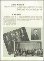 Page 38, 1941 Edition, Miller High School - Warrior Yearbook (Detroit, MI) online yearbook collection
