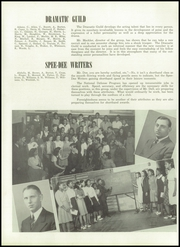 Page 40, 1941 Edition, Miller High School - Warrior Yearbook (Detroit, MI) online yearbook collection