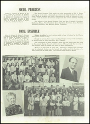 Page 45, 1941 Edition, Miller High School - Warrior Yearbook (Detroit, MI) online yearbook collection