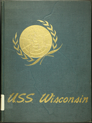 Page 1, 1952 Edition, Wisconsin (BB 64) - Naval Cruise Book online yearbook collection