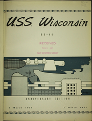 Page 11, 1952 Edition, Wisconsin (BB 64) - Naval Cruise Book online yearbook collection