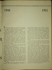 Page 13, 1952 Edition, Wisconsin (BB 64) - Naval Cruise Book online yearbook collection