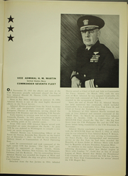 Page 15, 1952 Edition, Wisconsin (BB 64) - Naval Cruise Book online yearbook collection