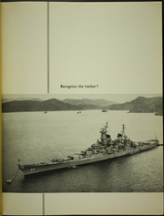 Page 11, 1954 Edition, Wisconsin (BB 64) - Naval Cruise Book online yearbook collection