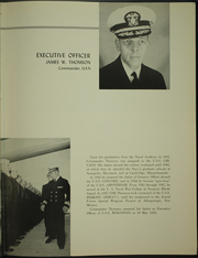 Page 13, 1954 Edition, Wisconsin (BB 64) - Naval Cruise Book online yearbook collection