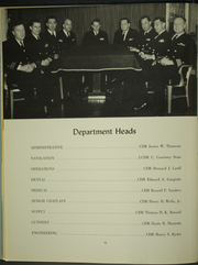 Page 14, 1954 Edition, Wisconsin (BB 64) - Naval Cruise Book online yearbook collection