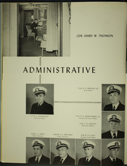 Page 16, 1954 Edition, Wisconsin (BB 64) - Naval Cruise Book online yearbook collection