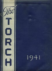 St Joseph High School - Torch Yearbook (Bay City, MI) online yearbook collection, 1941 Edition, Page 1