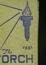Page 1, 1951 Edition, St Joseph High School - Torch Yearbook (Bay City, MI) online yearbook collection