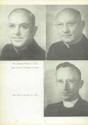 Page 10, 1951 Edition, St Joseph High School - Torch Yearbook (Bay City, MI) online yearbook collection