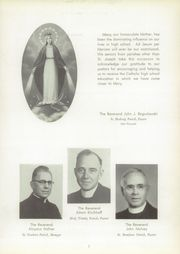 Page 11, 1951 Edition, St Joseph High School - Torch Yearbook (Bay City, MI) online yearbook collection
