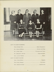 Page 10, 1949 Edition, New Troy High School - Trojans Yearbook (New Troy, MI) online yearbook collection